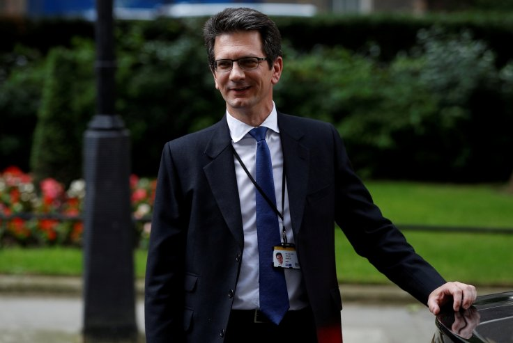 Steve Baker Brexit under-secretary
