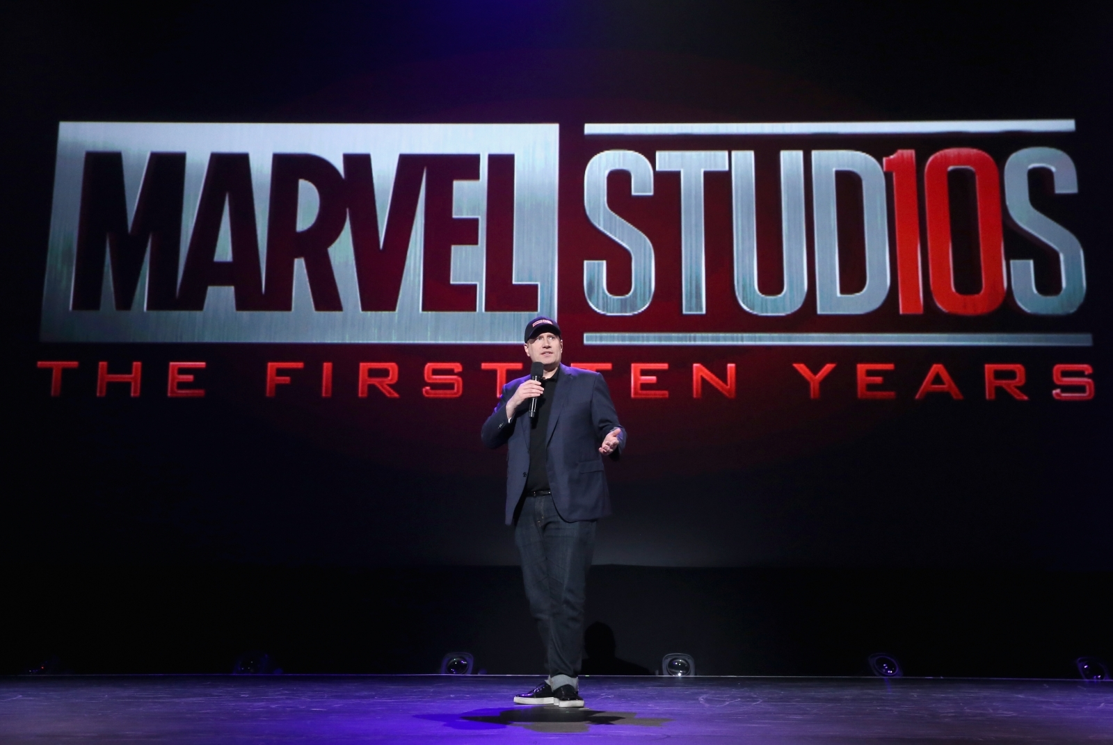 Kevin Feige Marvel MCU