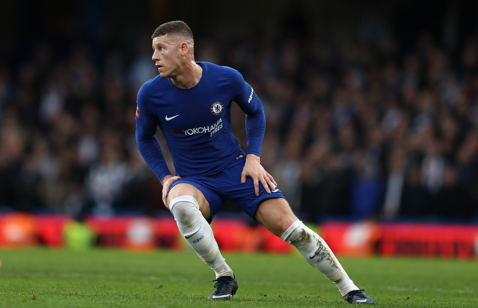 Ross Barkley Suffers Hamstring Injury As Conte's Training