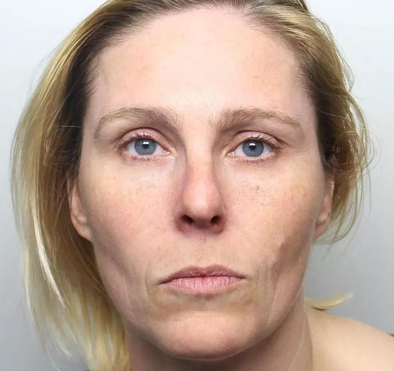 Michaela Sheldrake 41 Has Been Jailed For Seven Years After Being Caught With A Huge Stash Of Child Porn And Taking Indecent Pictures Of A Girl Who She