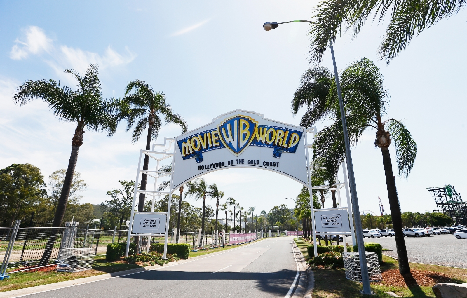 Gold Coast's Movie World