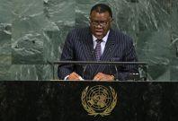 Namibia economy
