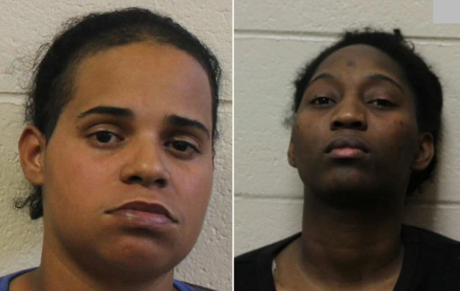 Two Maryland Women Arrested For Locking Up Kids, Feeding Them Dog Feces