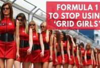 Formula 1 To Stop Using 'Grid Girls' In New Season