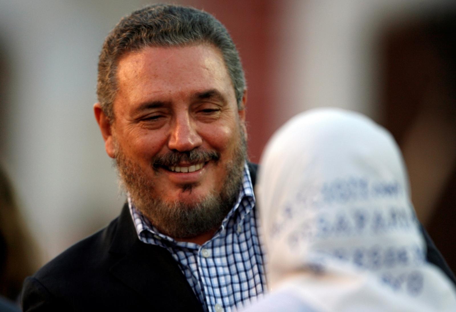 Fidel Castro eldest son