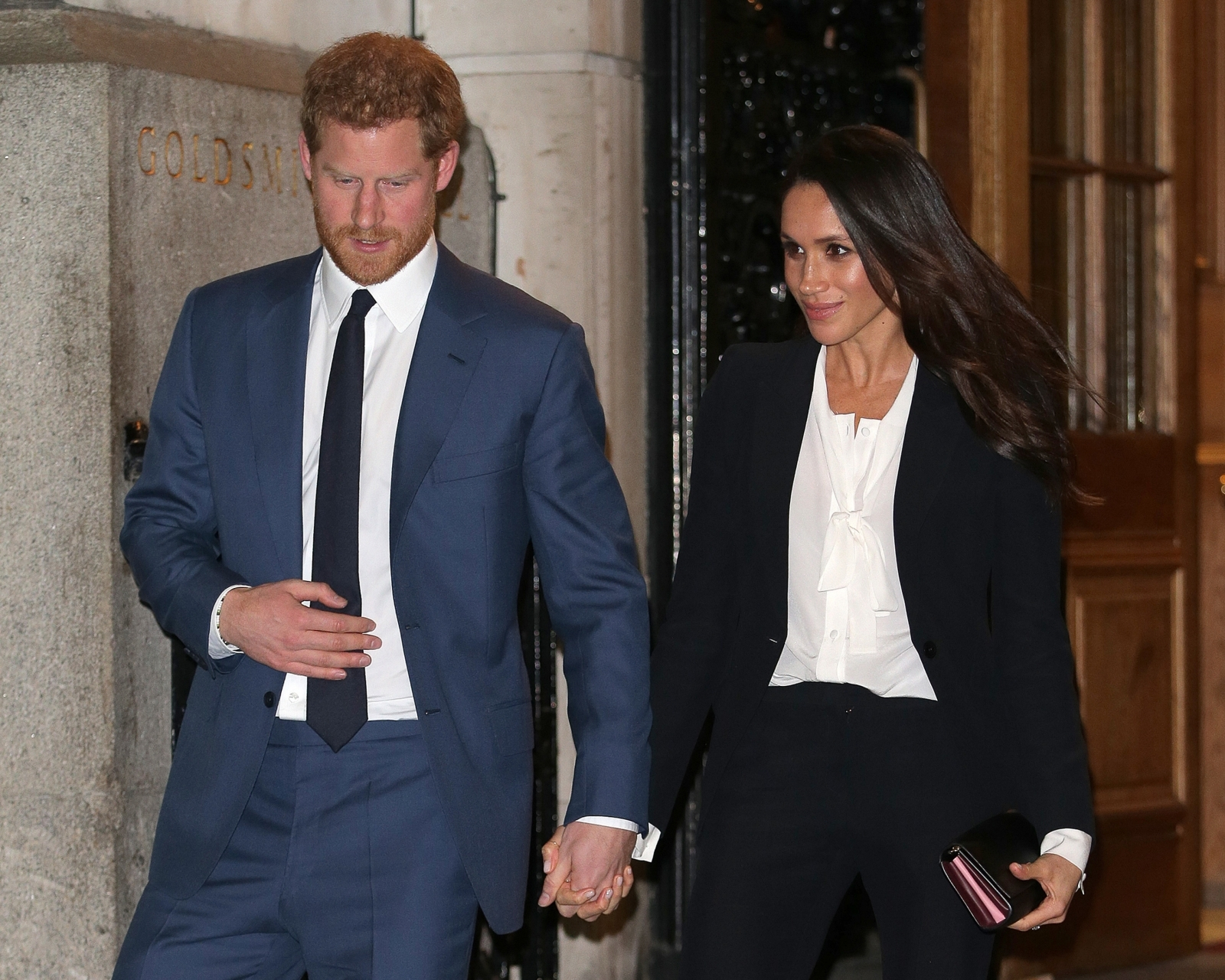 Meghan Markle Planning to Give Speech at Her Wedding With Prince Harry