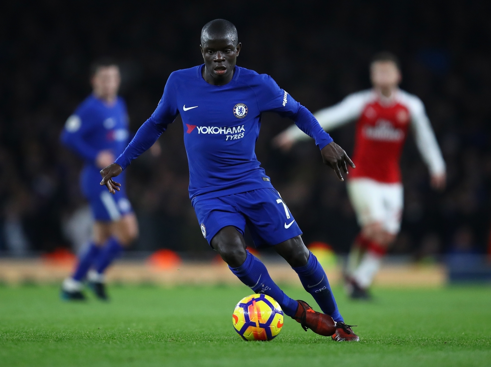 N'Golo Kante Hopeful Olivier Giroud And Emerson Can Help