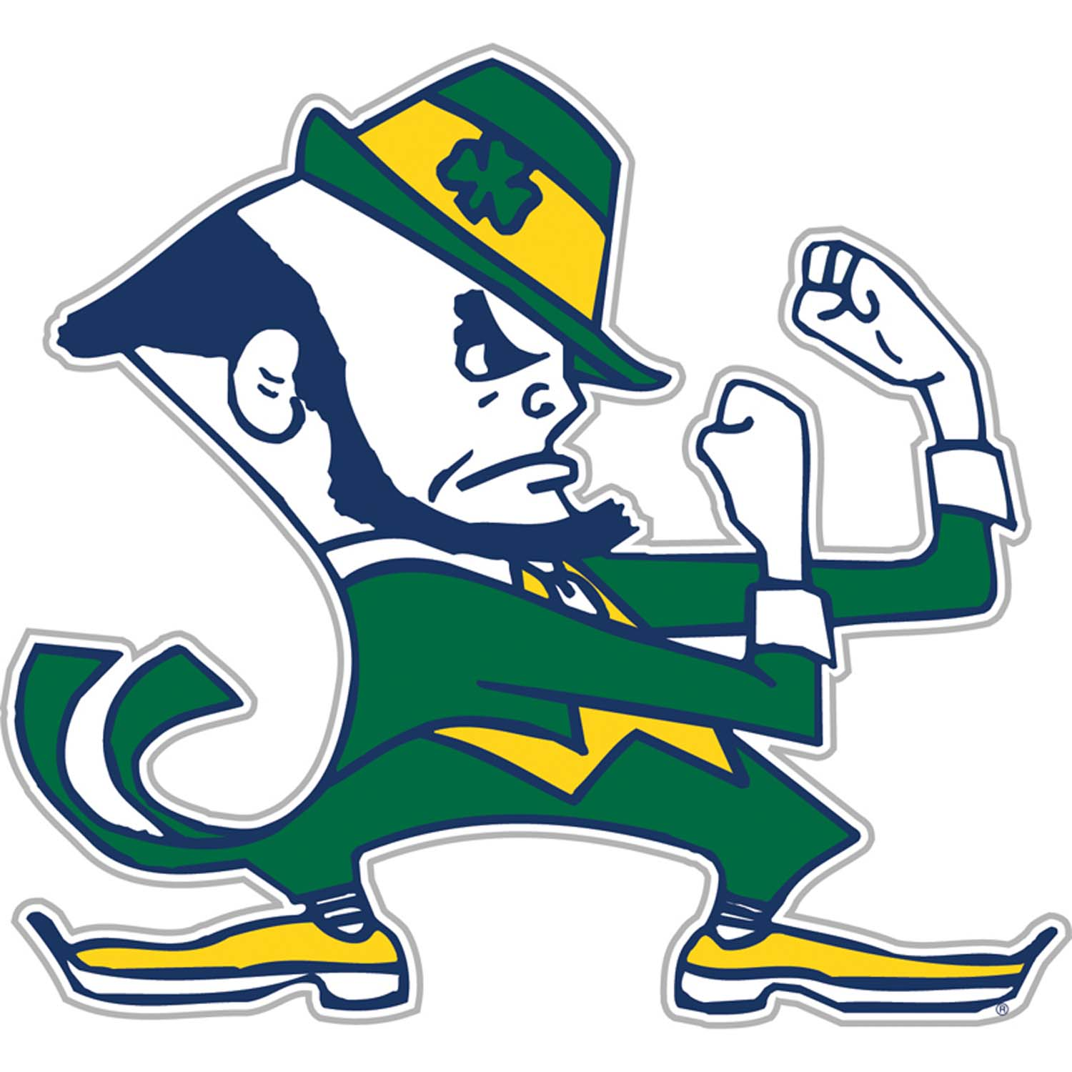 People want Notre Dame to remove leprechaun mascot because ...