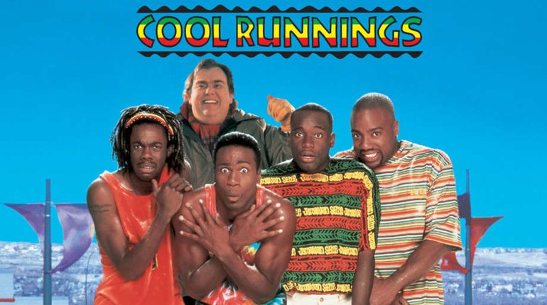Cool Runnings film poster