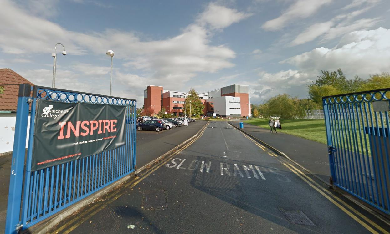 Manchester college northenden campus