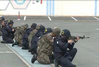 South Korean forces