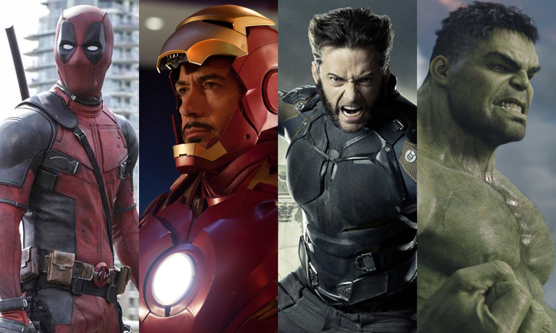 Marvel Cinematic Universe X-Men