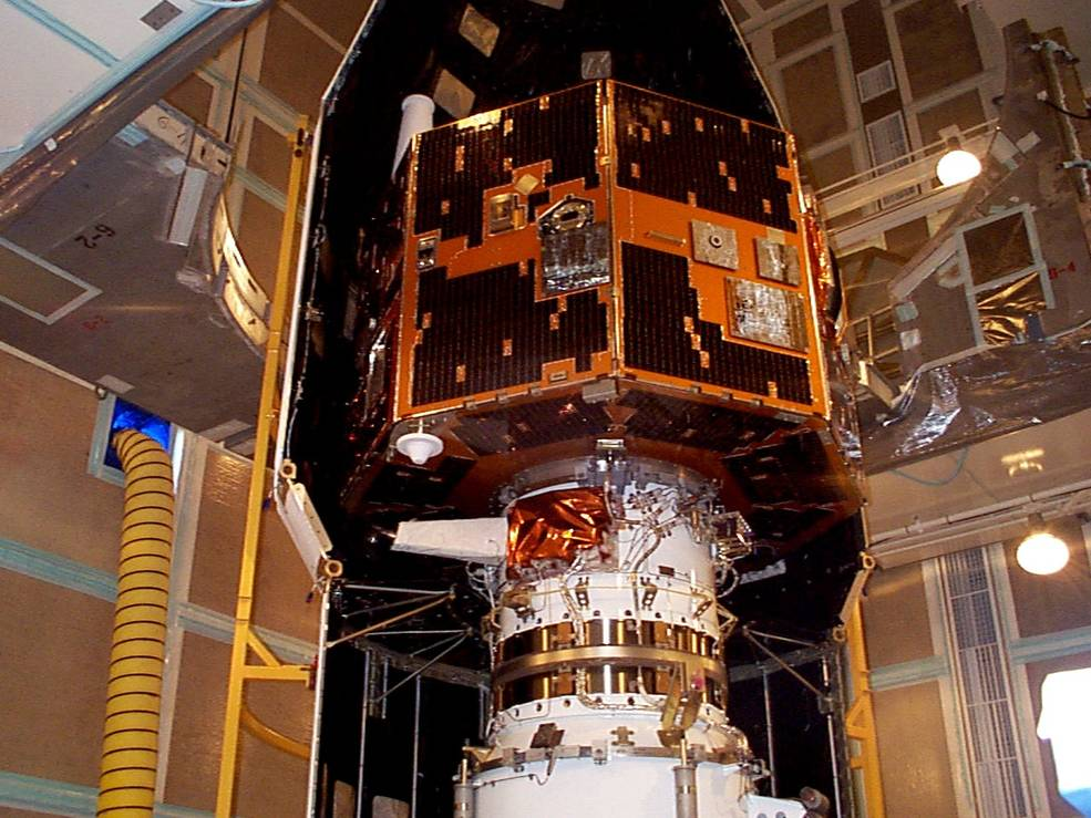 Nasa Image spacecraft