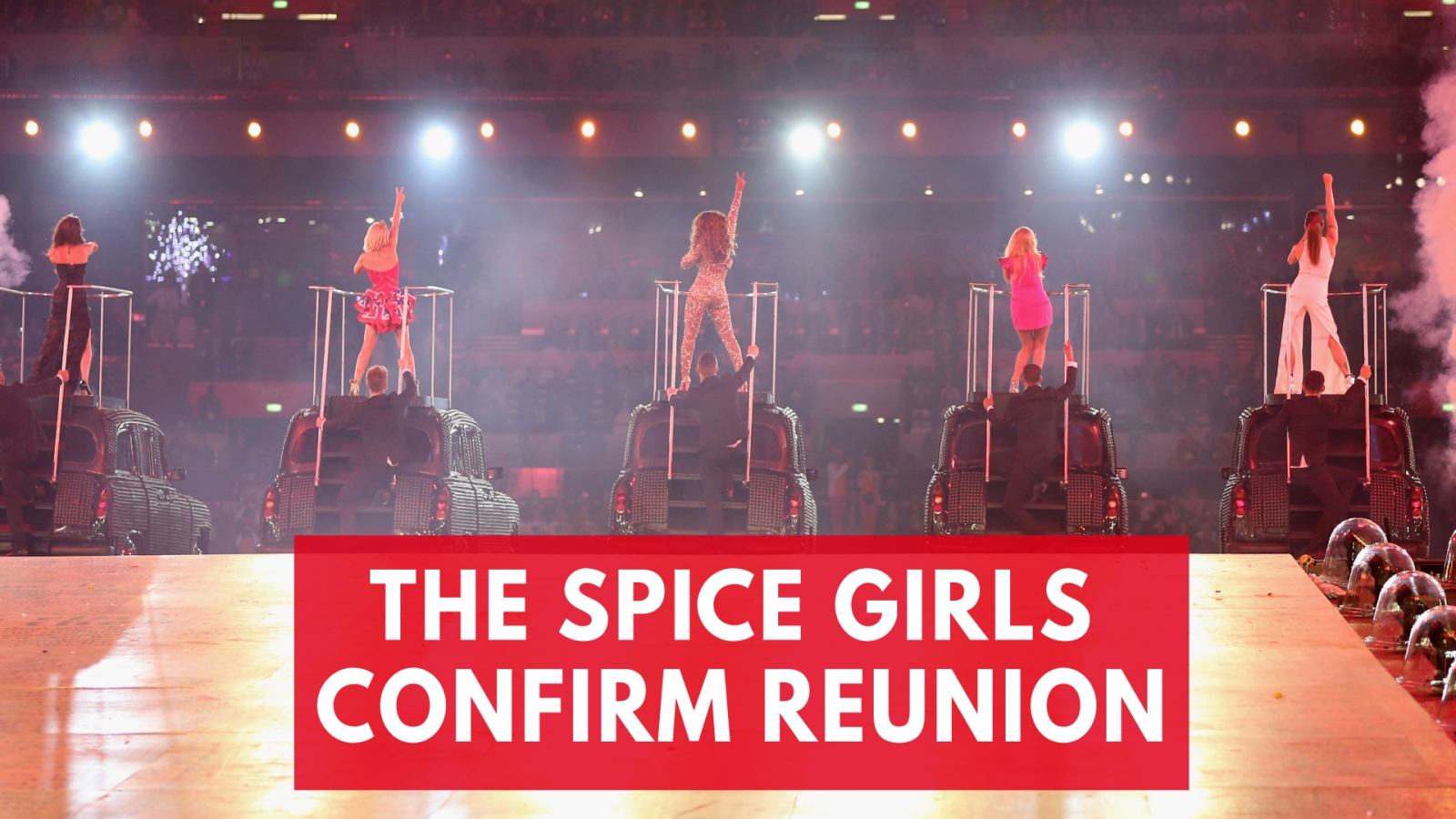The Spice Girls Are Reuniting To Work On 'New Opportunities' Together