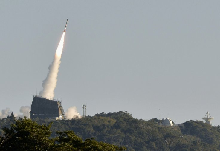 Japan rocket