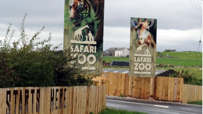 South Lakes Safari Zoo