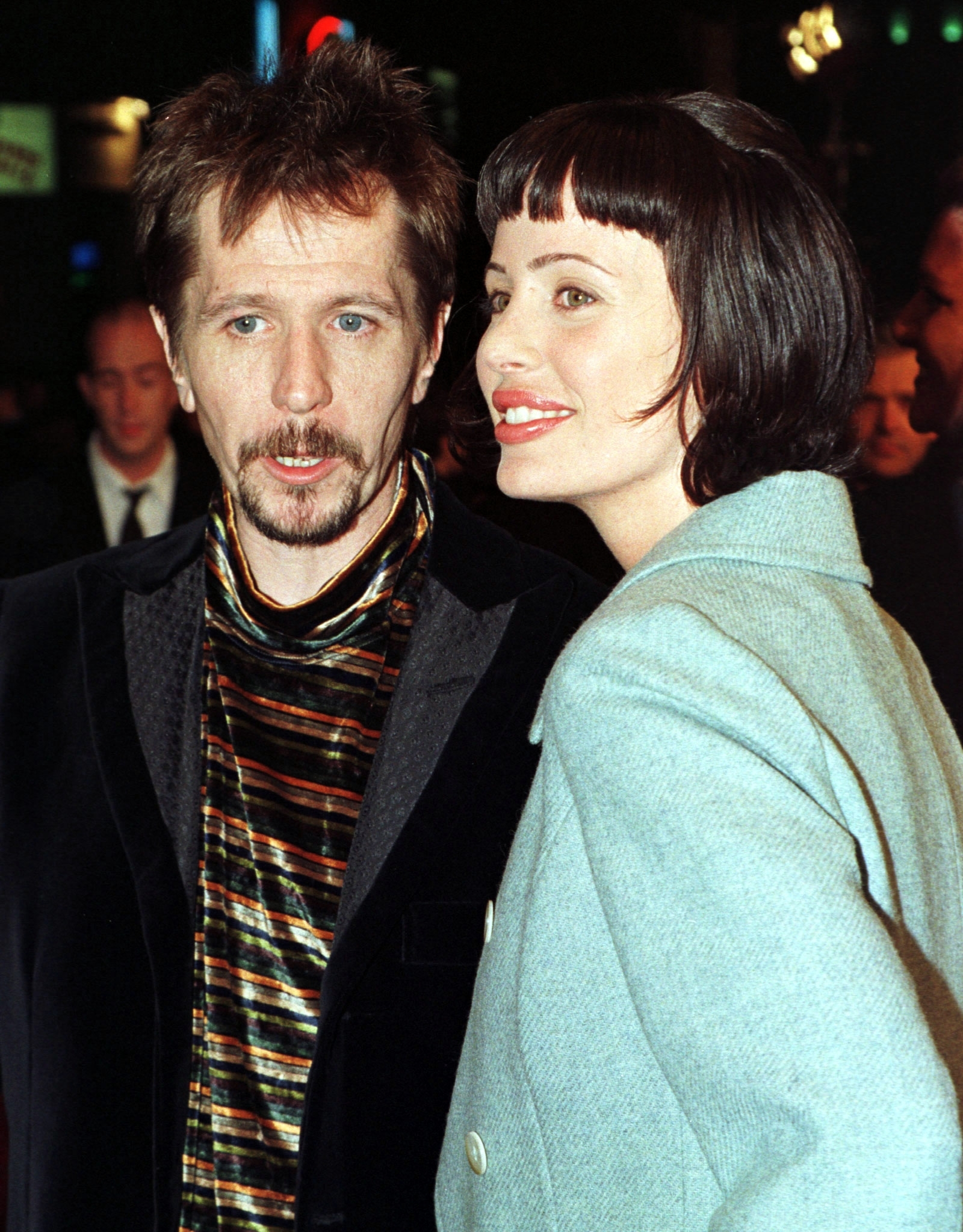 Gary Oldman S Ex Wife Claims He Stole My Children And Ruined My Life Wants Him To Take