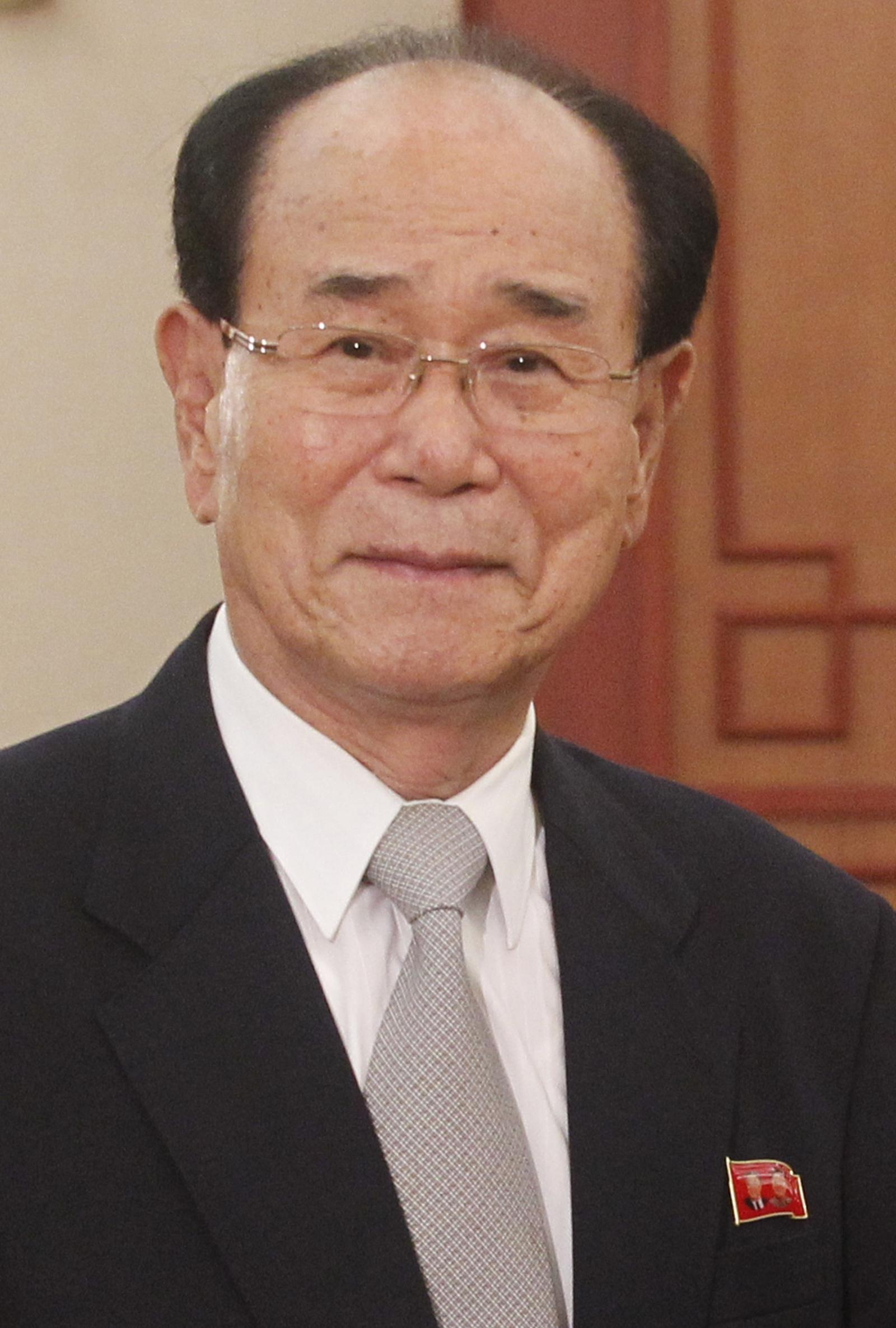 North Korea ceremonial head of state