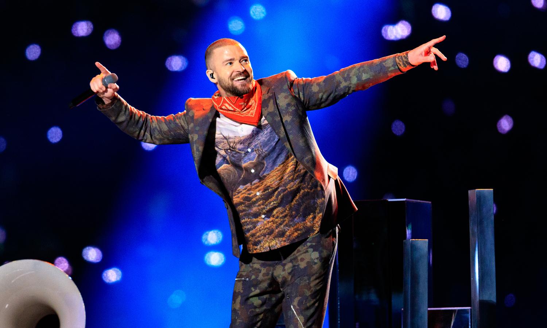 Justin Timberlake Super Bowl
