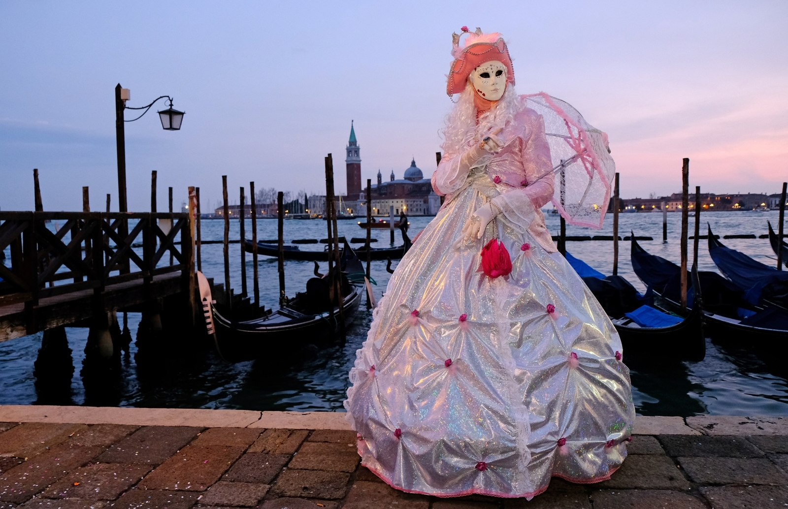 Venice Carnival 2018 best costumes