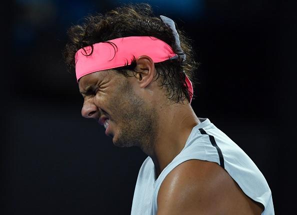 Rafael Nadal targets return following thigh injury at Acapulco this month
