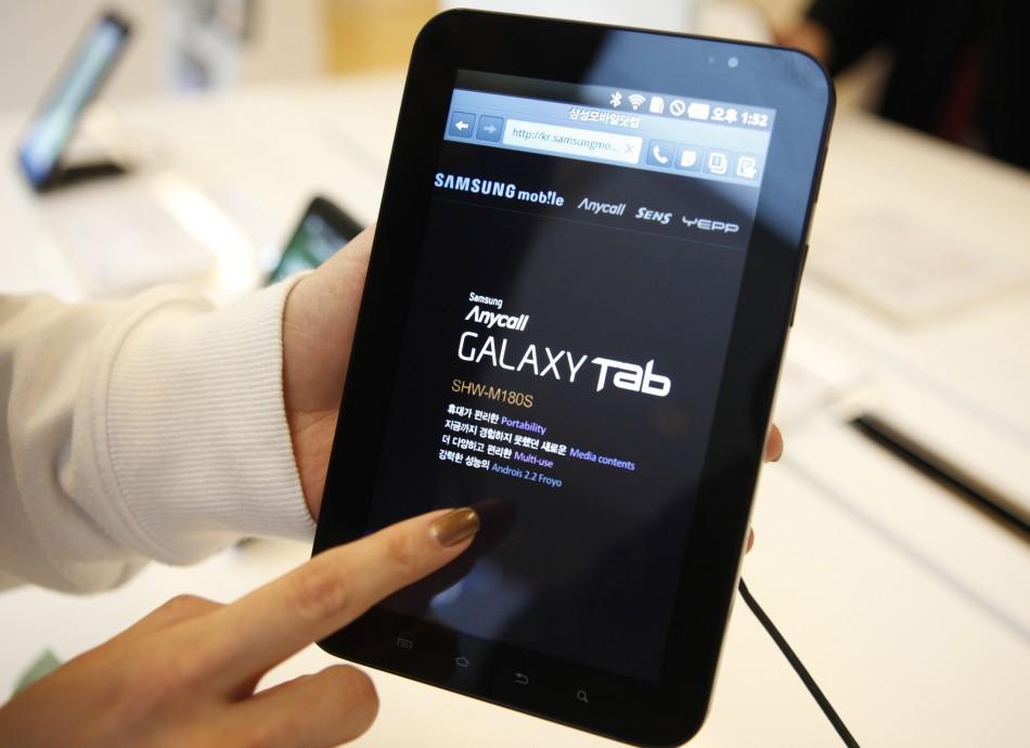 Samsung Galaxy Tab 10.1 Gets Release Date Alongside Apple iPad 3 'Leak'