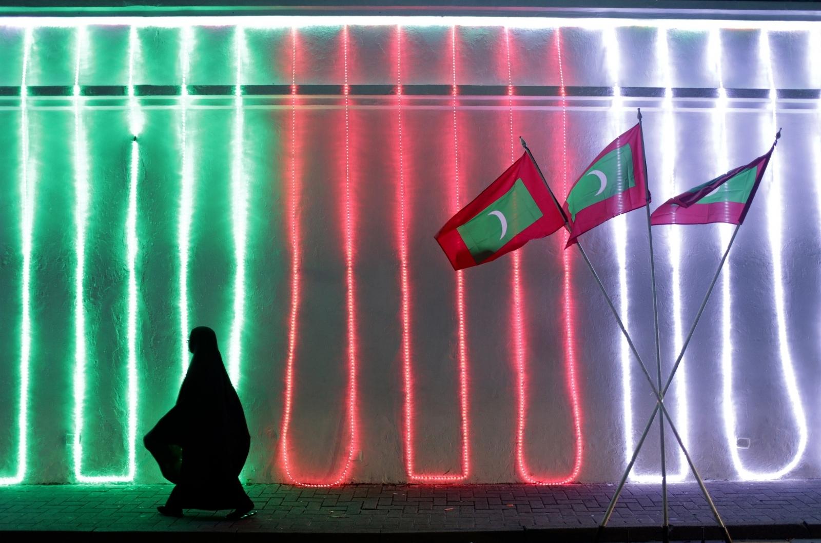 Maldives flags
