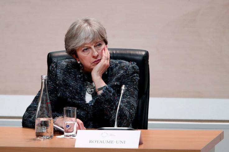 Theresa May Image