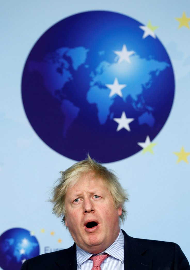 Boris Johnson Image