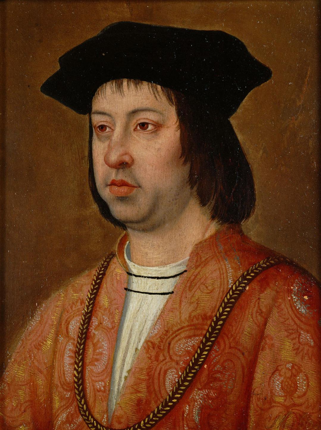 King Ferdinand II of Aragon