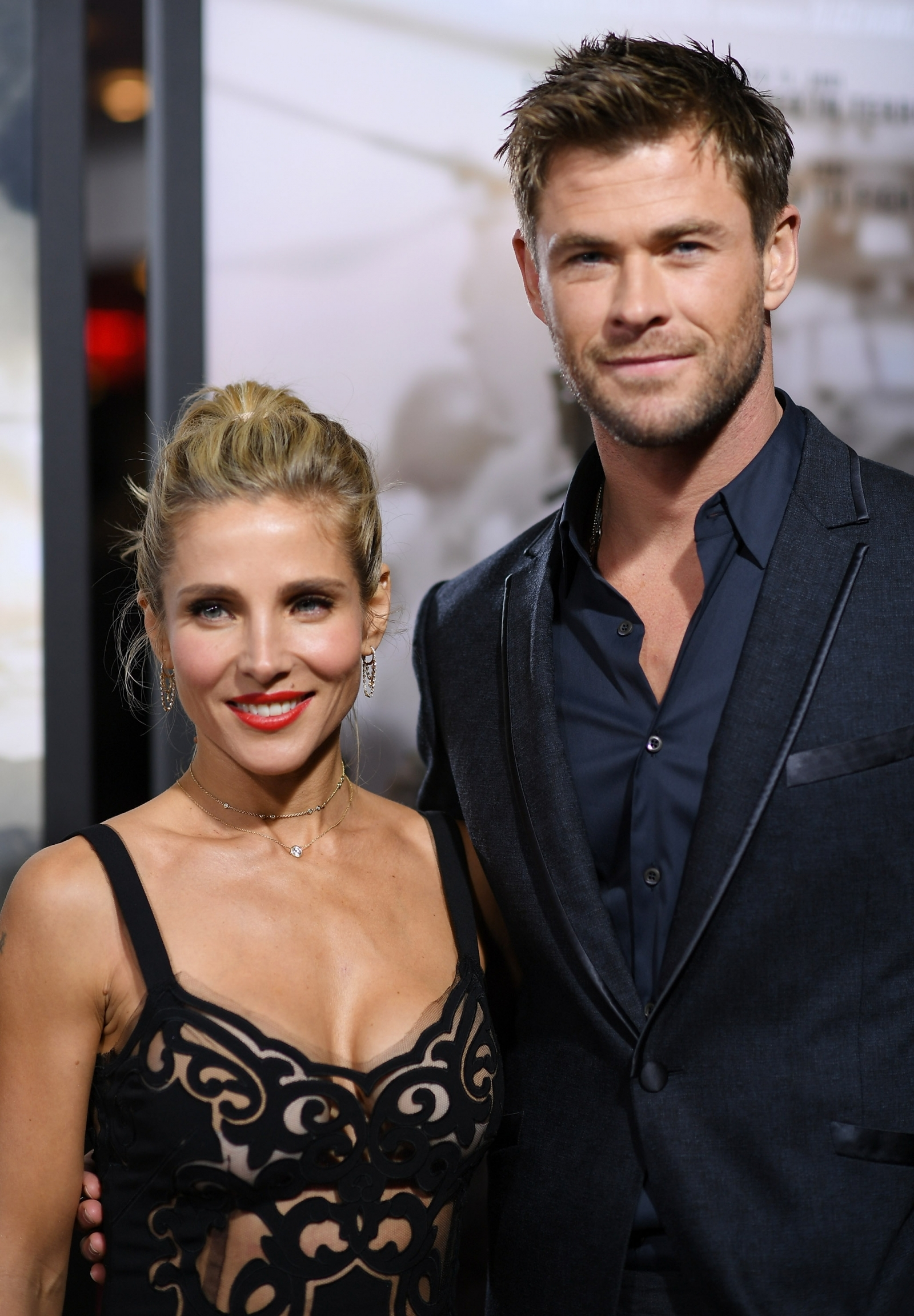 Married chris hemsworth opens up about filming sex scenes for Elsa pataky y chris hemsworth