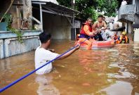 Indonesia floods landslides