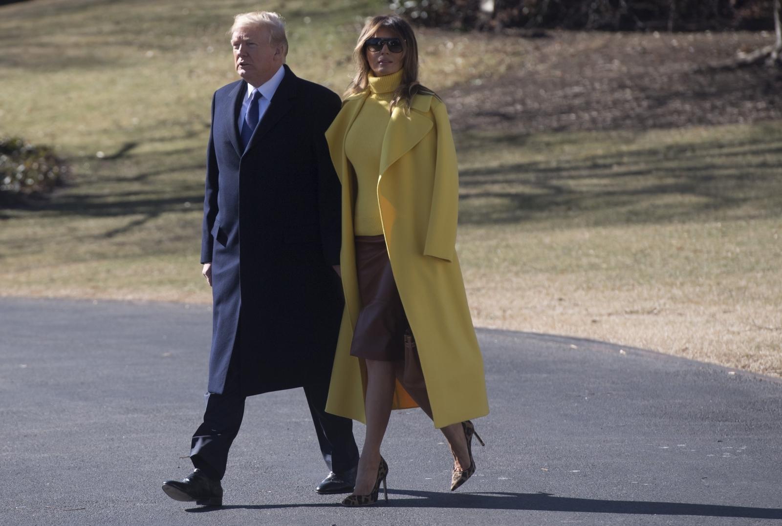 Melania Trump thought Donald Trump had a heart attack