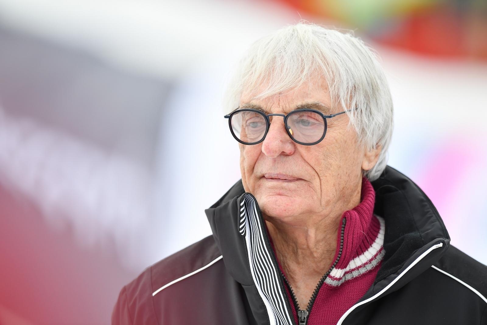 F1: Bernie Ecclestone quashes talk of rival series - Sports  |Bernie Ecclestone