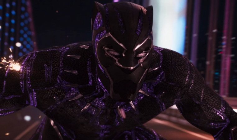 'Black Panther': Kinetic Energy Clip
