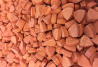Orange tesla ecstacy pills
