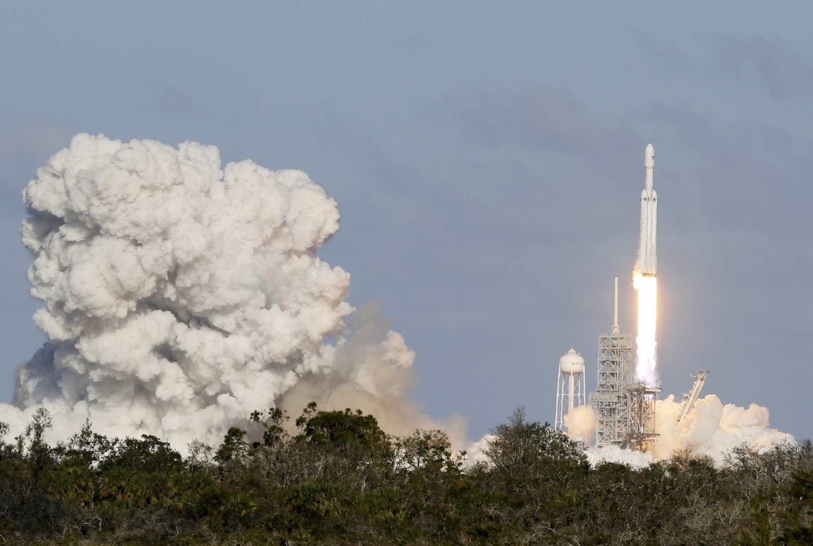 spacex falcon heavy rocket - photo #28