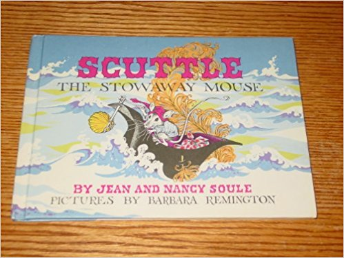 Scuttle the stowaway mouse