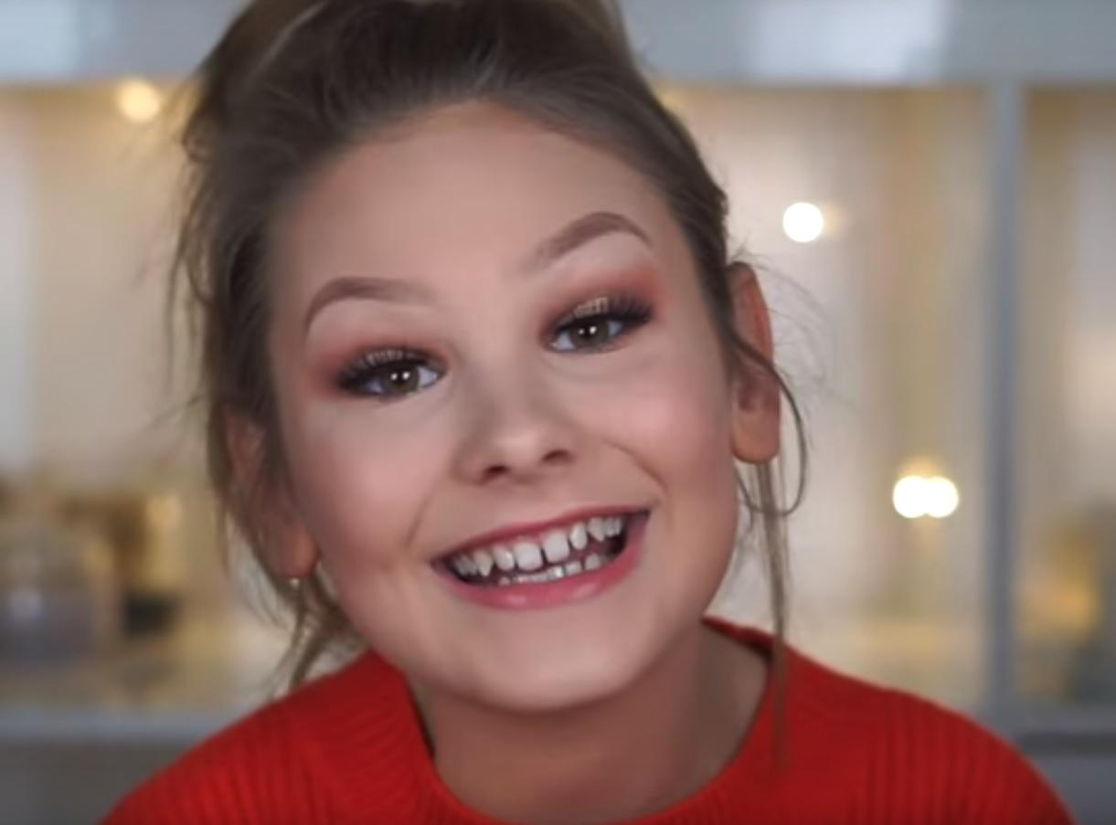 YouTuber Viktoria Harrysson
