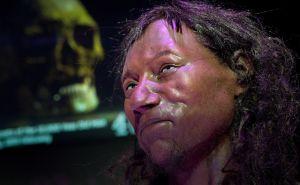 First Briton Had 'Dark to Black' Skin
