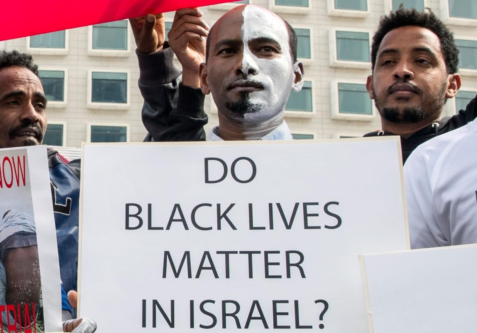 Israel African migrants