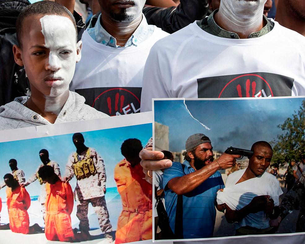 African migrants Israel