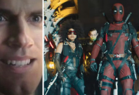 Deadpool 2 Justice League Moustache Henry Cavill