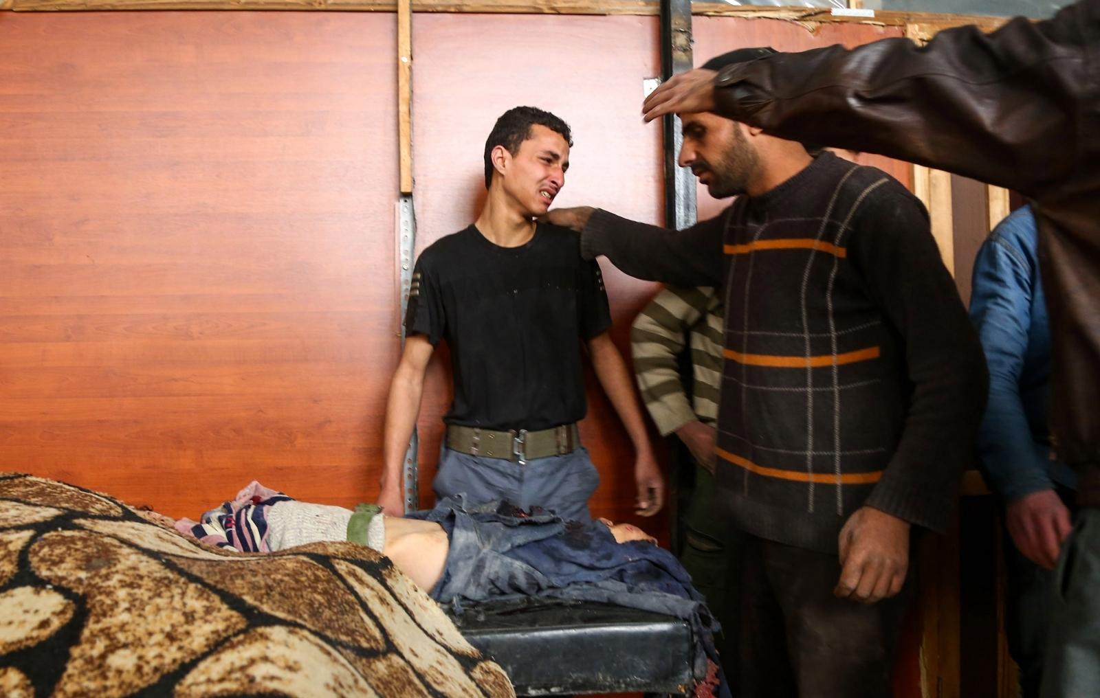 Douma Ghouta Syria