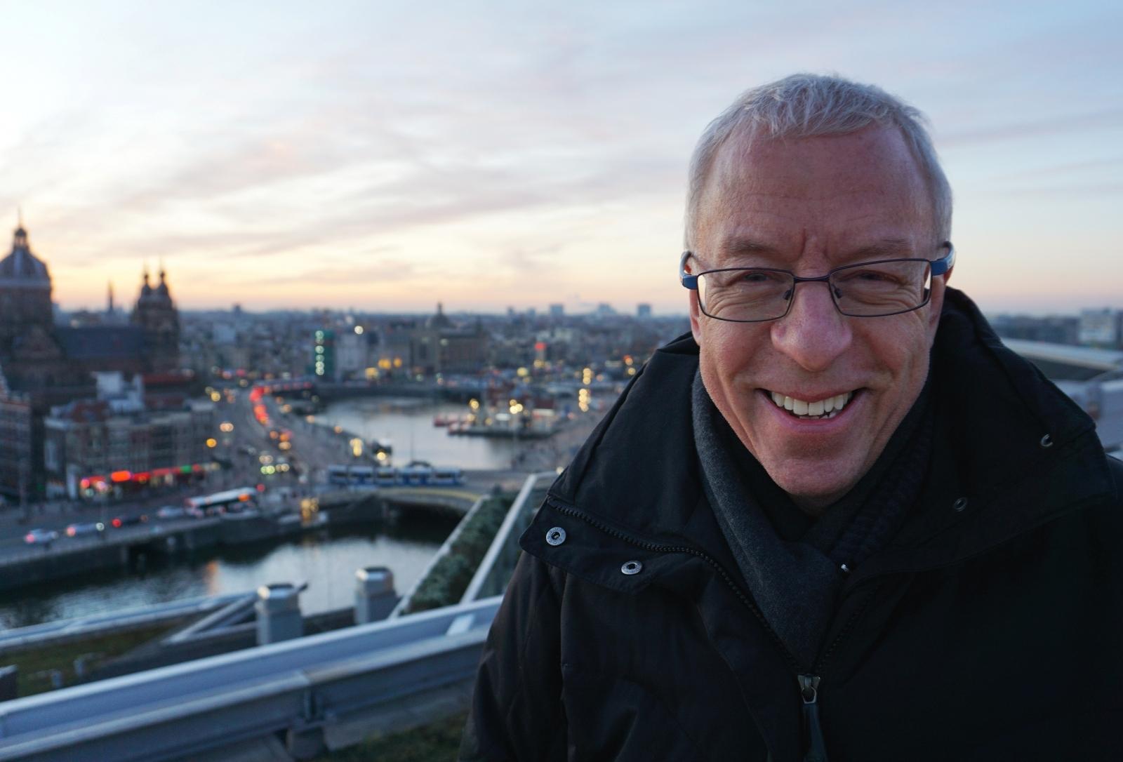 Stephen Huyton in Netherlands Brexit challenge