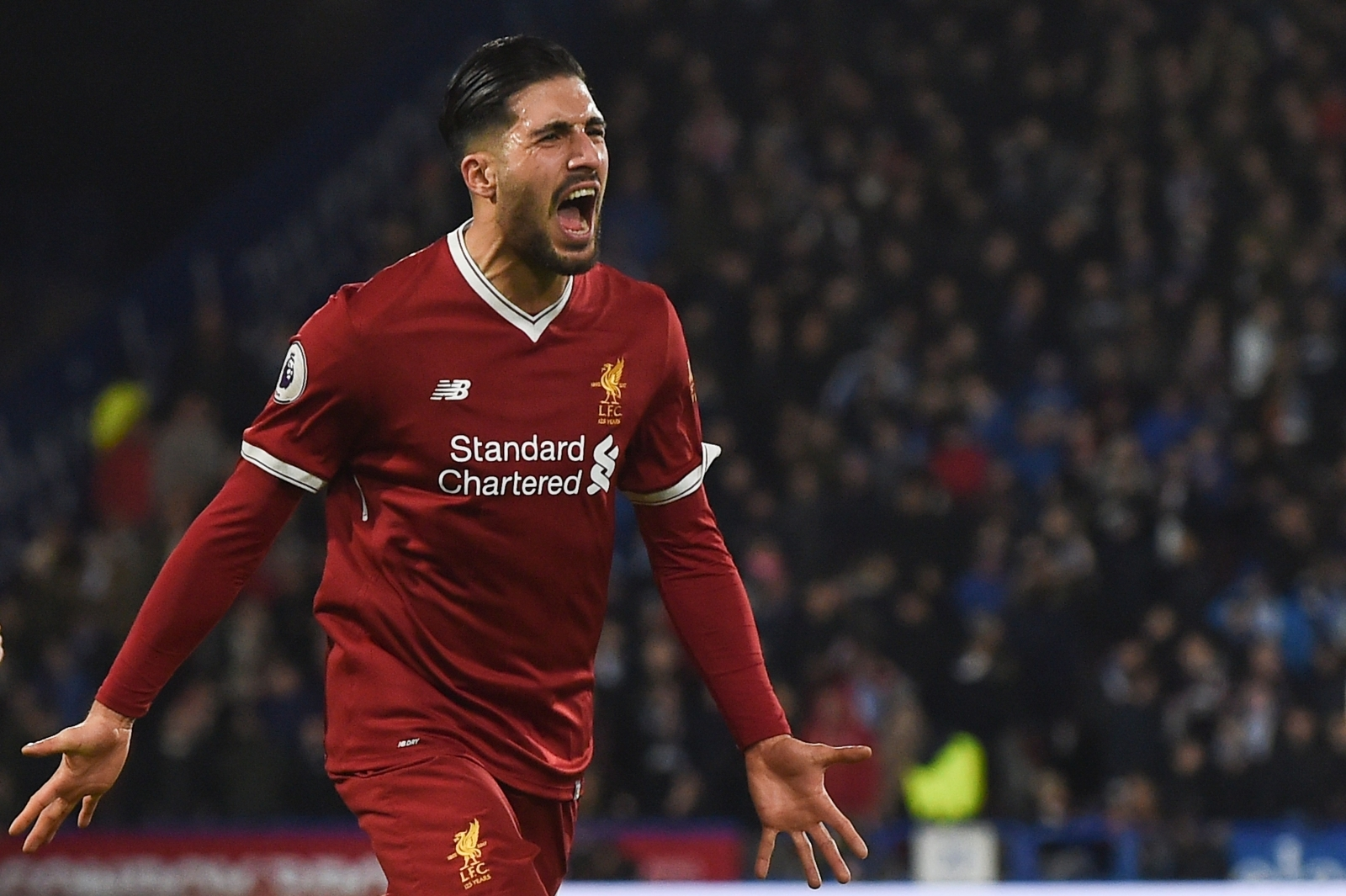 'Emre Can Free Transfer To Juventus Already A Done Deal', Claims Agent