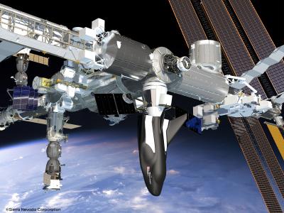 Dream Chaser spaceplane