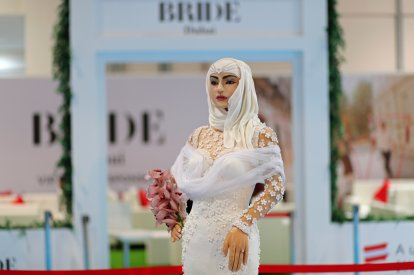 $1 million bride cake