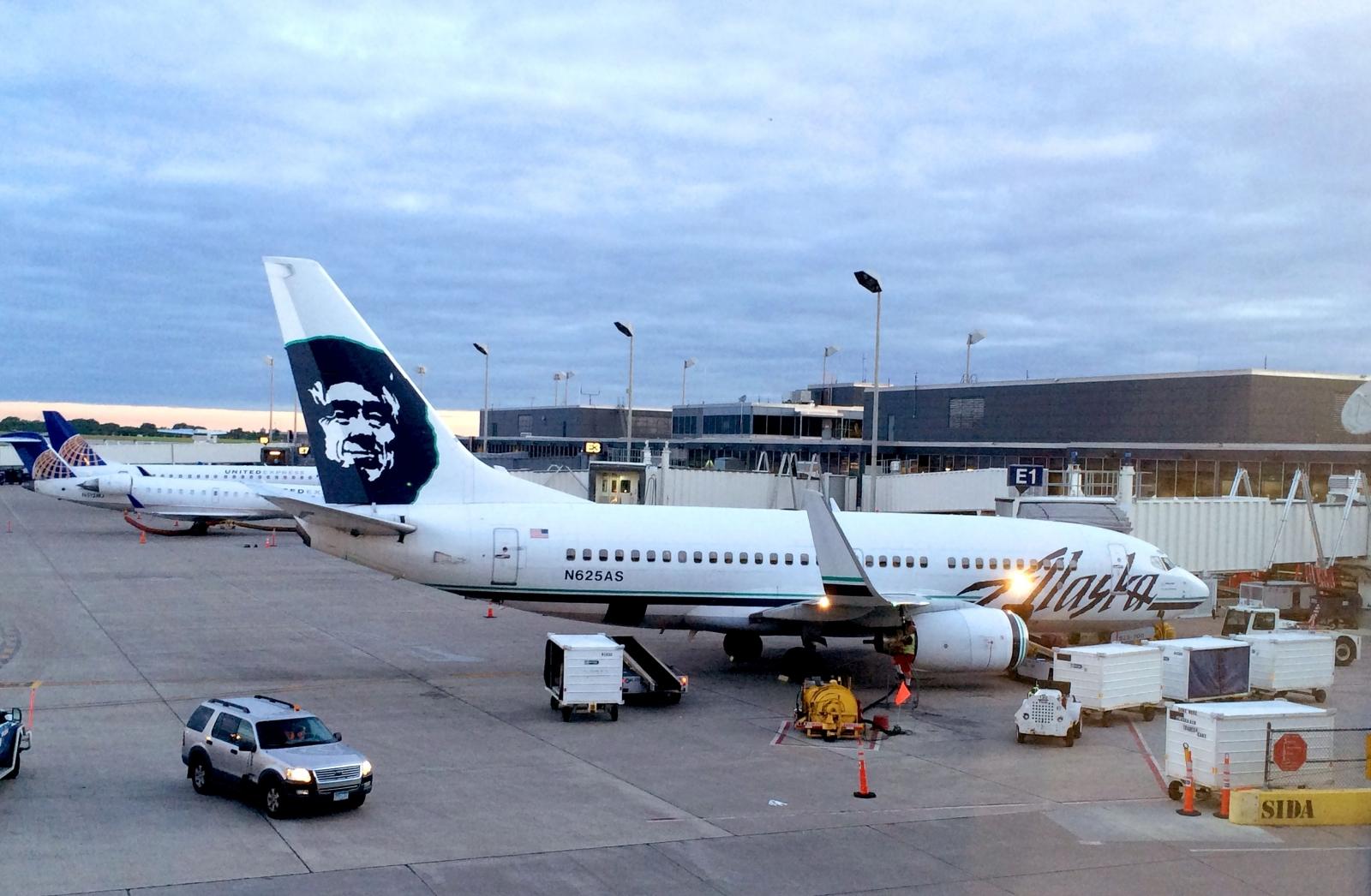 Alaskan Airlines