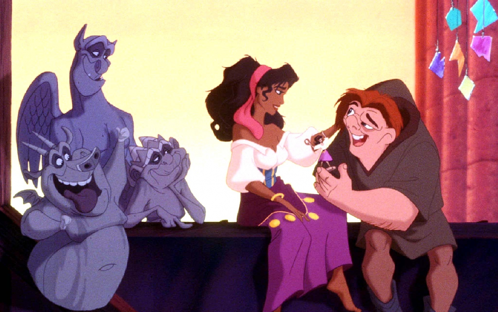 Esmeralda the Hunchback of Notre Dame